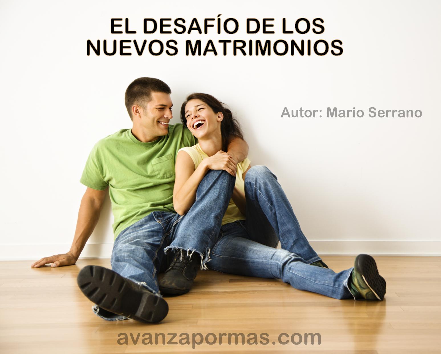 Matrimonios Jovenes Catolicos : Los desafíos de un nuevo matrimonio avanza por más