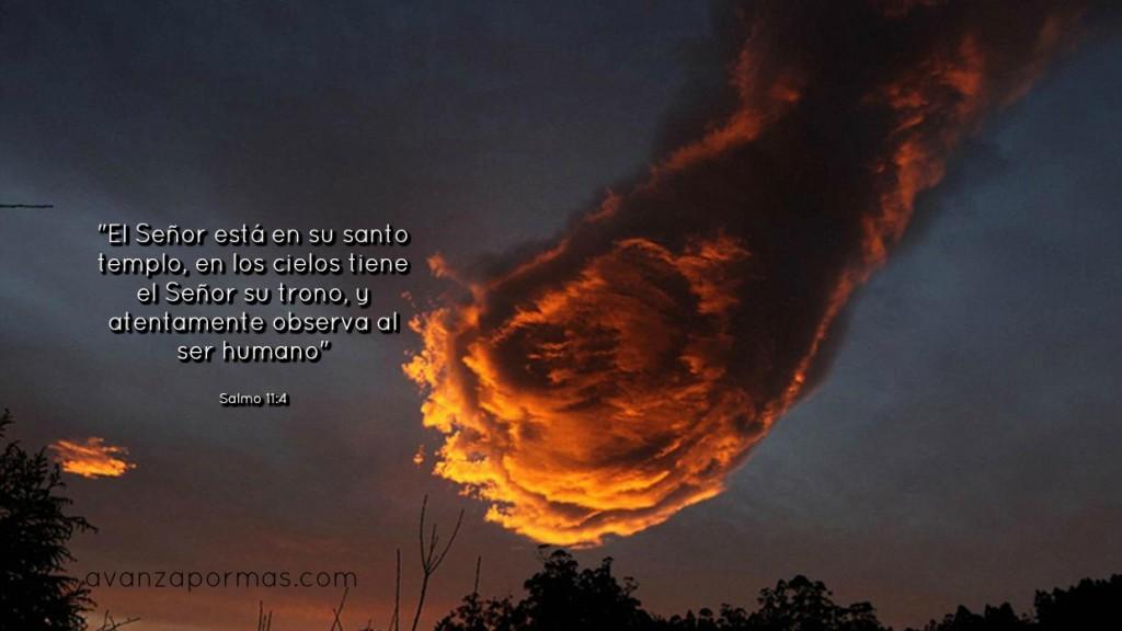 mano de Dios fuego
