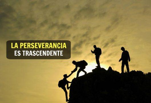 Devocional: La PERSEVERANCIA es Trascendente