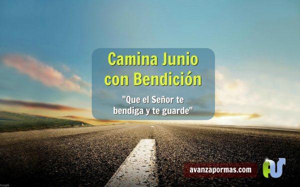 bendicion JUNIO