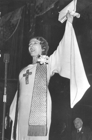 aimee semple mcpherson Figure legend aimee semple mcpherson was a famous preacher who used  reports of the national center for science education open journal systems journal help.