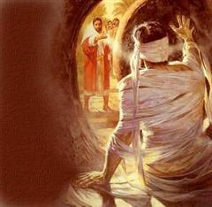lazaro resurrección