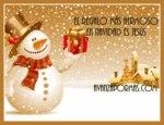 Postales navide as e imagenes cristianas de navidad y - Tarjetas navidenas cristianas ...