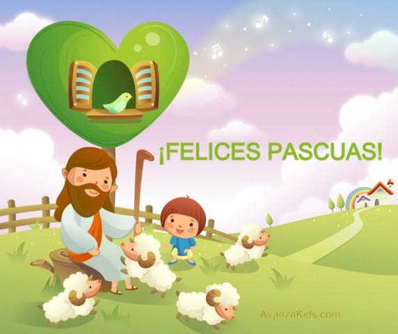 jesus niños cristianos