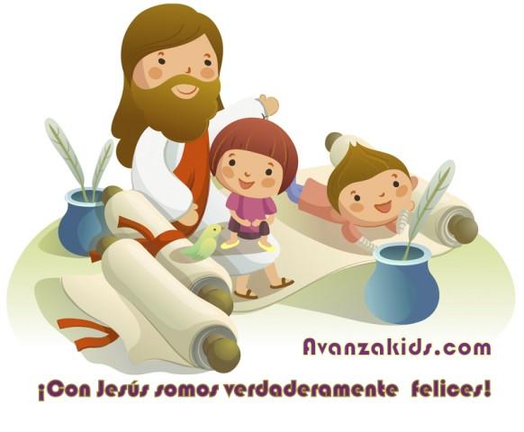 para niños jesus