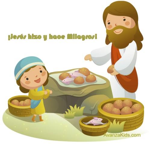 cristo jesus milagros