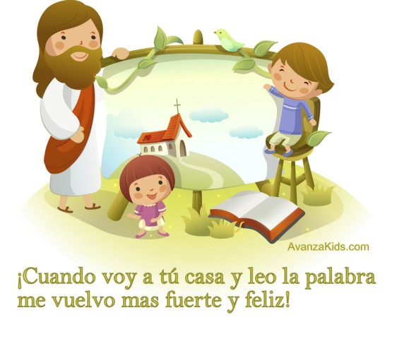 biblia niños cristianos