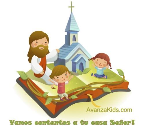iglesia niños jesus