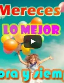 Video De Cumpleanos Cristiano Para Un Amigo Amiga Bendicion