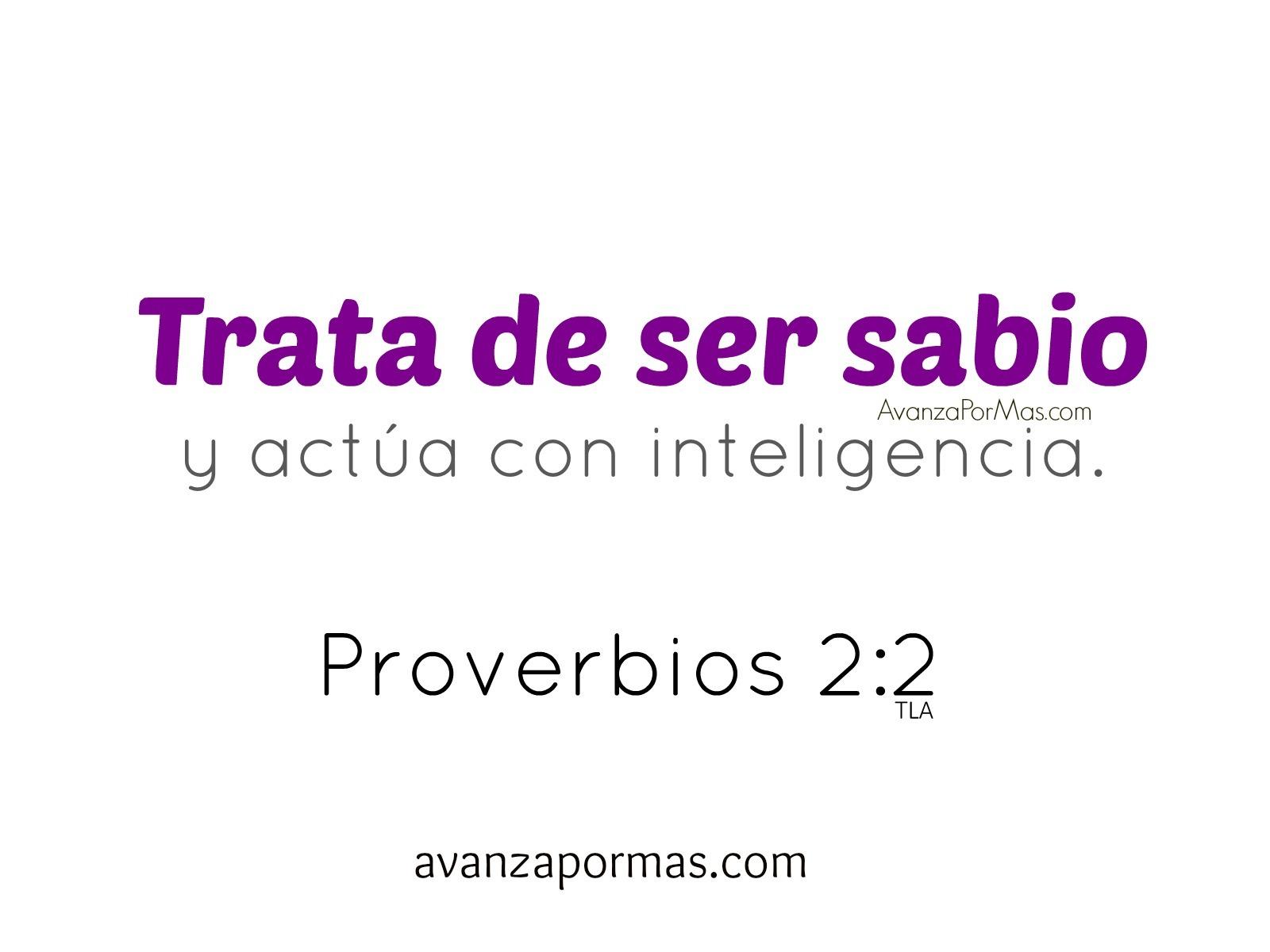 proverbios 2