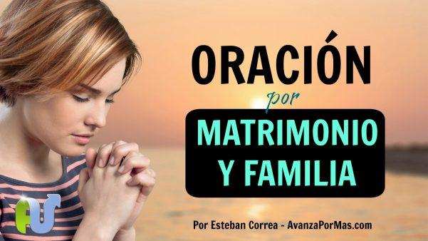 Oracion Matrimonio Catolico : Poderosa oración por el matrimonio y la familia avanza por más